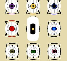 Portal 2 - Icons by lobenshot
