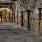 Port Arthur Jail by Colin  Ewington