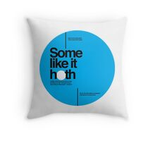 Star Wars: Some like it hoth Throw Pillow