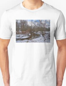 Winter In The Garden State T-Shirt