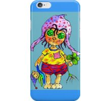 Lucky fairy iPhone Case/Skin