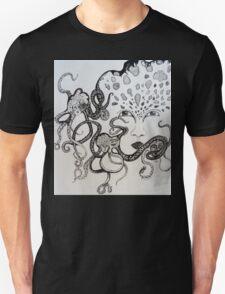 Facing Depths Unisex T-Shirt