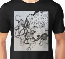 Facing Depths Unisex T-Shirt