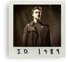 jd 1989 Canvas Print