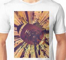 Grunge Rugby 4 Unisex T-Shirt