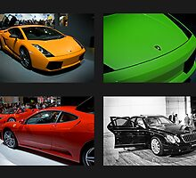 Expensive cars by Nathan T