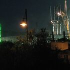 Bethlehem Steel Mill Transformers 2 by Susie Warner