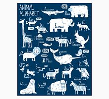 Animal Alphabet Unisex T-Shirt