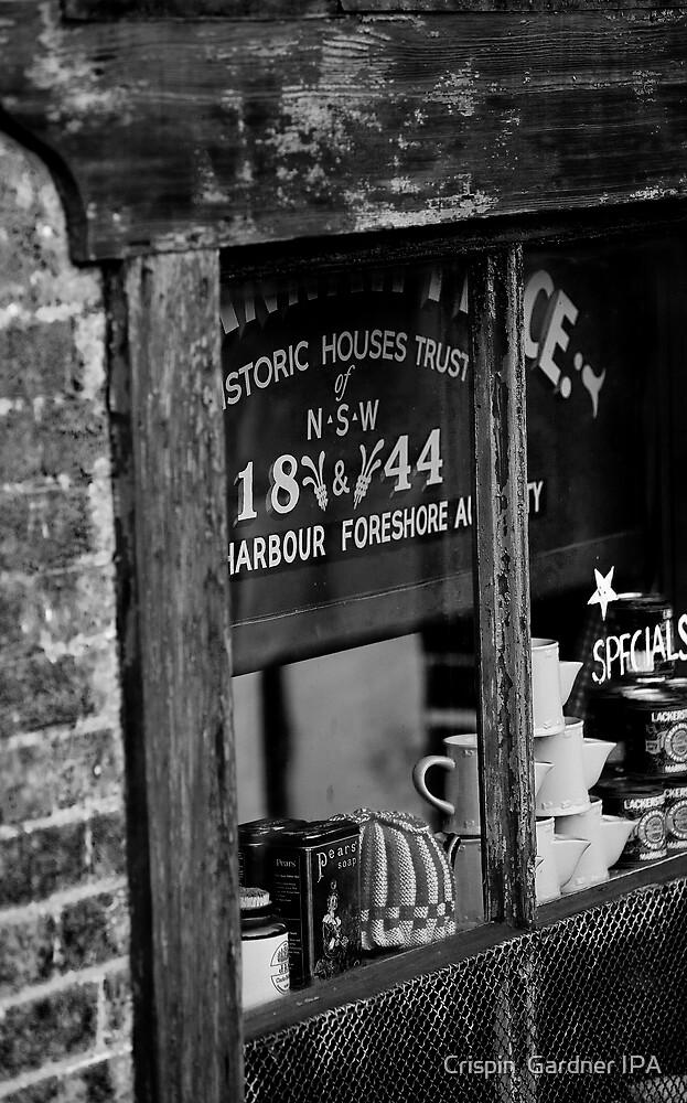 Rocks Shop. by Crispin  Gardner IPA