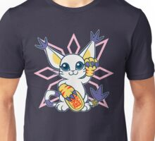 Lucky Gatomon  Unisex T-Shirt