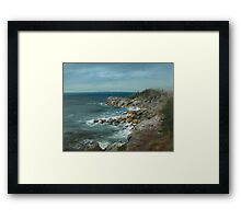 Seagull's View Framed Print