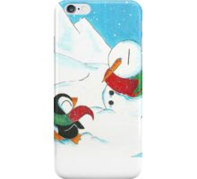Warm Companions iPhone Case/Skin