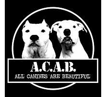 ACAB Photographic Print