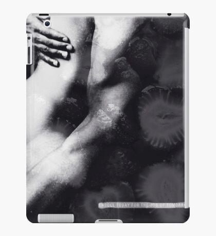 Enroll today iPad Case/Skin