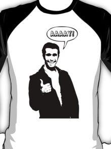 Happy Days Fonzie T-Shirt T-Shirt