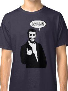 Happy Days Fonzie T-Shirt Classic T-Shirt