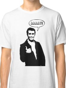 Happy Days Fonzie T-Shirt Classic T-Shirt