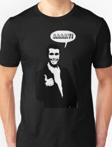 Happy Days Fonzie T-Shirt T-Shirt