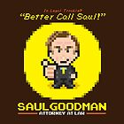 Breaking Bit - Better Call Saul by jangosnow