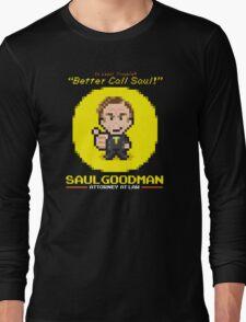 Breaking Bit - Better Call Saul Long Sleeve T-Shirt