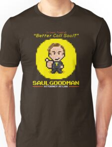 Breaking Bit - Better Call Saul Unisex T-Shirt