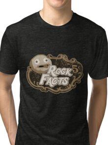 rock facts Tri-blend T-Shirt