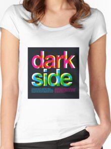 Star Wars: Dark Side Women's Fitted Scoop T-Shirt