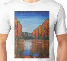 Katherine Gorge Unisex T-Shirt