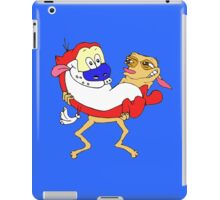 Retro Ren & Stimpy Tribute iPad Case/Skin