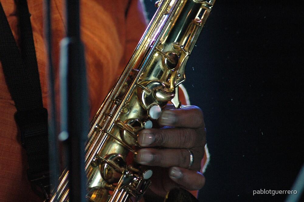 jazz fingers by pablotguerrero
