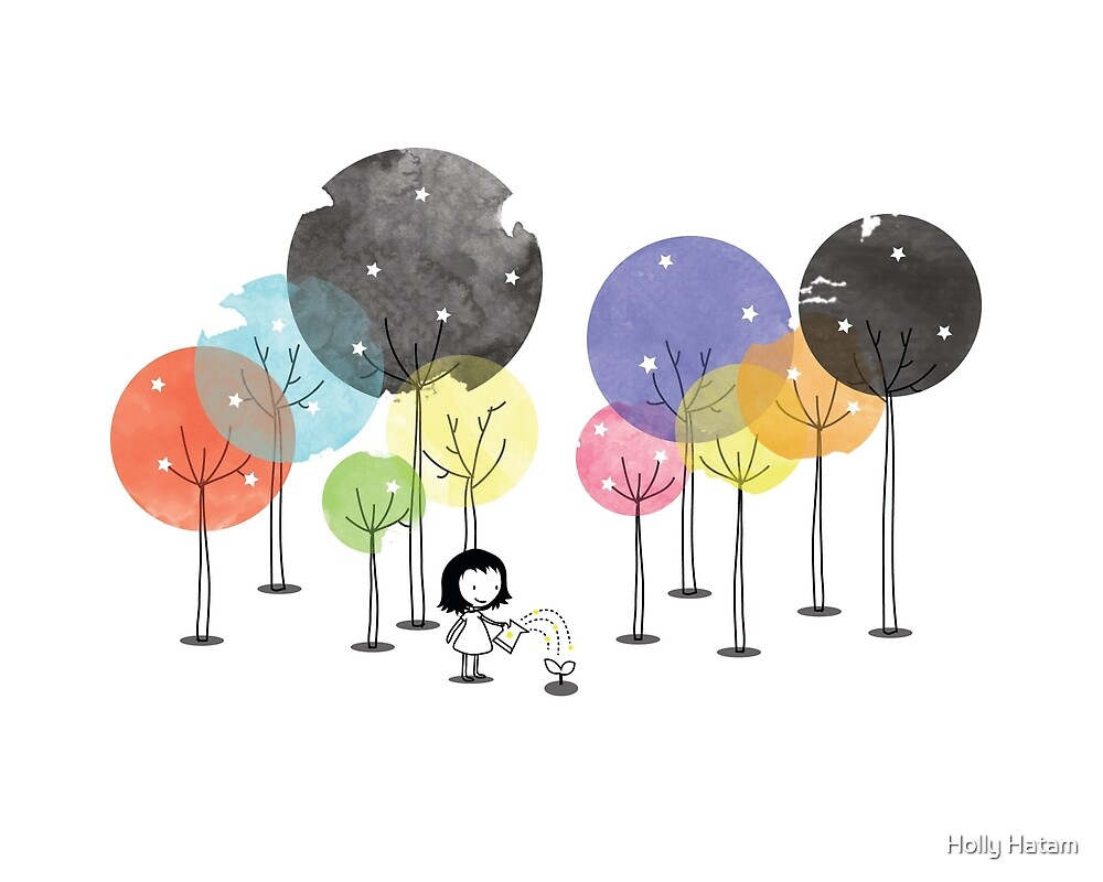 Plant Your Dreams by Holly Hatam