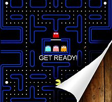 Turn the PacMan by Und3rtheRadar