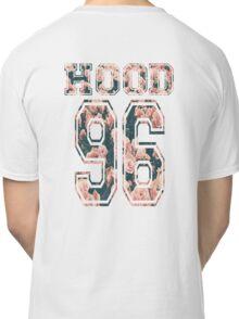 Hood ,96-Floral Classic T-Shirt