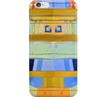 Abstract Bookcase iPhone Case/Skin