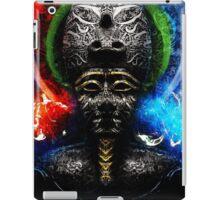 Osiris, Ausar...Egyptian God of the Afterlife iPad Case/Skin