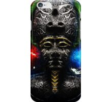 Osiris, Ausar...Egyptian God of the Afterlife iPhone Case/Skin