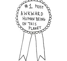 Awkward Human Being #1 by josecloud