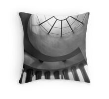 Architecture from below Throw Pillow