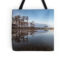 North Carolina Bodie Island Lighthouse Cape Hatteras National Seashore Tote Bag