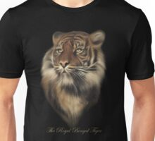 The Royal Bengal Tiger Unisex T-Shirt