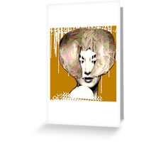 Mme. Greeting Card
