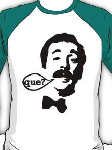 Fawlty Towers Manuel Que T-Shirt T-Shirt