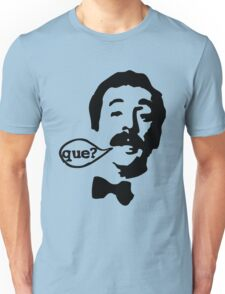 Fawlty Towers Manuel Que T-Shirt Unisex T-Shirt