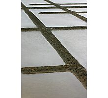 Water Labyrinth Photographic Print