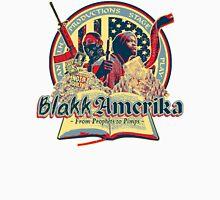Blakk Amerika - From Prophets to Pimps Unisex T-Shirt