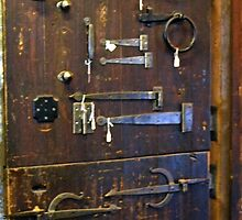 Locks and Bolts at Forge....... by lynn carter