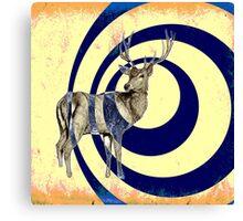 Oh my deer Canvas Print