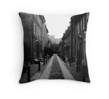 Elfreth's Alley Throw Pillow
