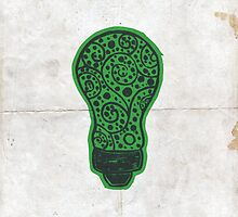 A Green Mind by TomBroughton