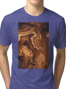 Moment Before The Kiss Tri-blend T-Shirt